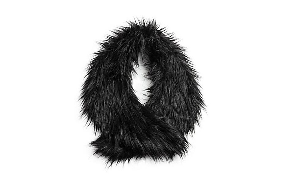 Guess by Marciano Faux Fur Stole ($29.95, guessbymarciano.guess.com)