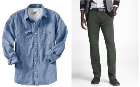 Cheap and Chic: Spring Essentials for Men Under $200