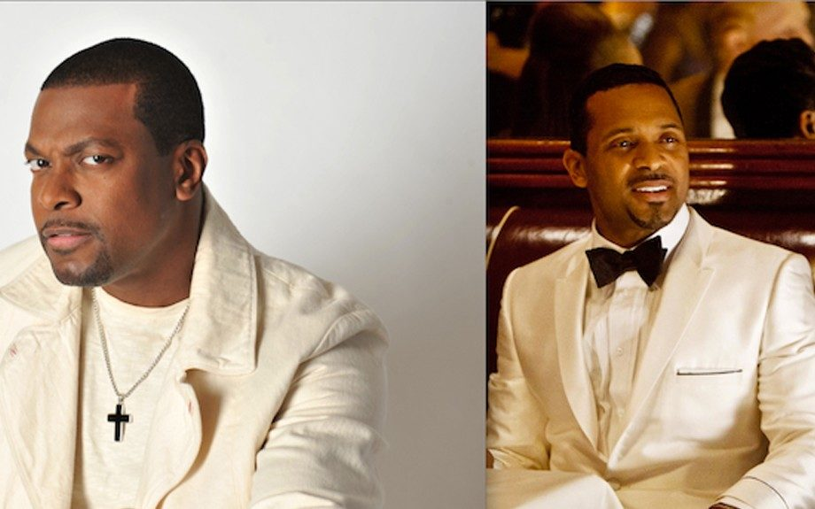 Chris Tucker and Mike Epps
