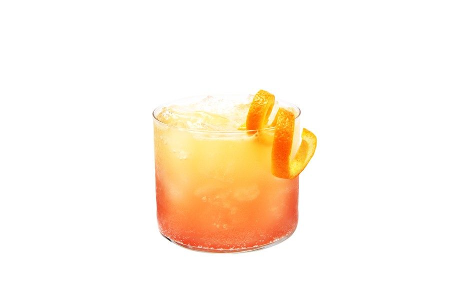 <strong>Blood Orange Margarita</strong>  	Made with Tequila Avión and Cointreau Orange Liqueur. See below for recipe.