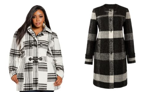 [CURVY + PLUS] 10 Coats to Keep You Cozy and Cute