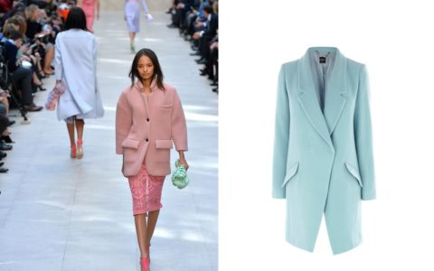 [ON TREND] 10 Pretty Pastel Coats to Spring Up Winter