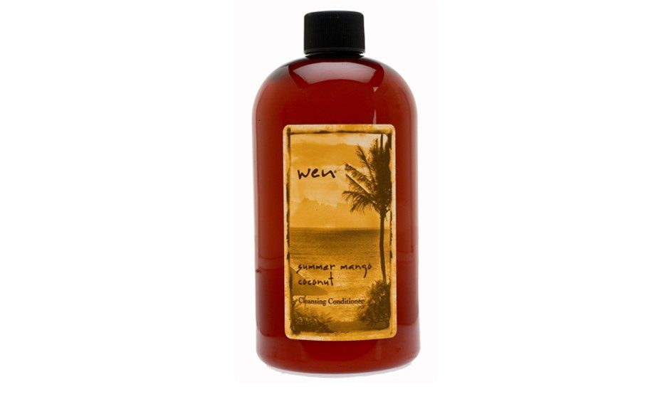BODY - You can be believe the hype! This conditioner is like hair crack for natural and curly beauties! WEN by Chaz Dean Summer Mango Coconut Cleansing Conditioner, qvc.com, $40.00