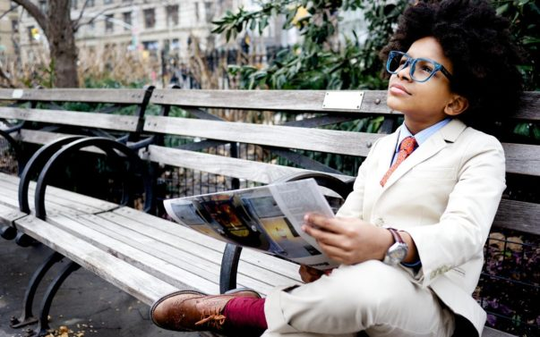 The Coolest Black Kid in America, No. 7: Cory Nieves