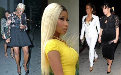 Black Celeb Style: What's the Occasion?