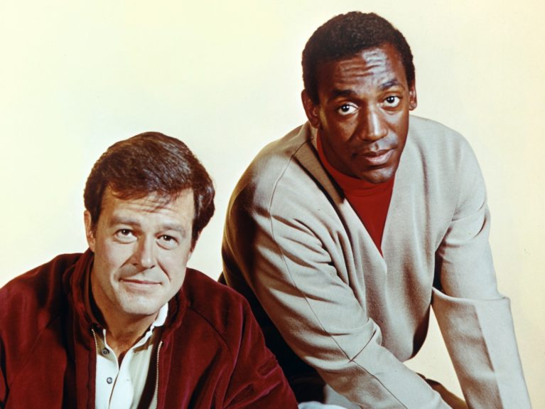 """<em>I Spy</em> (1965-1968): """"Our statement is a non-statement,"""" said Robert Culp concerning race on the NBC secret-agent series. In all four years, the topic was never raised once."""