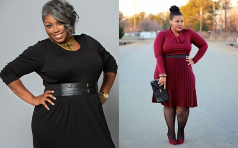 [CURVY + PLUS] 6 Plus Size Bloggers to Know in 2014