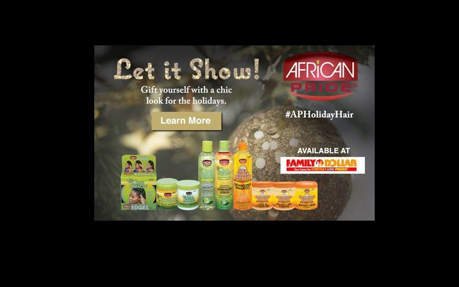 "Brought to you by African Pride <a href=""http://www.african-pride.com/"" target=""_blank"">www.african-pride.com</a>."