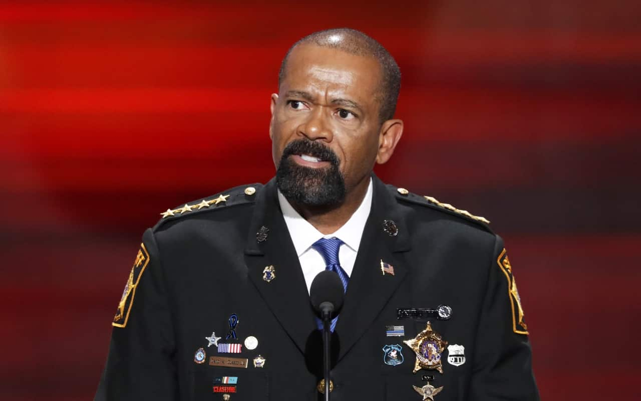 Sheriff David Clarke Says Milwaukee Riots Are Result Of