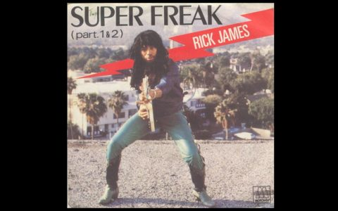 """[RUSH HOUR REMEDY] """"Cold Blooded"""" – Rick James"""