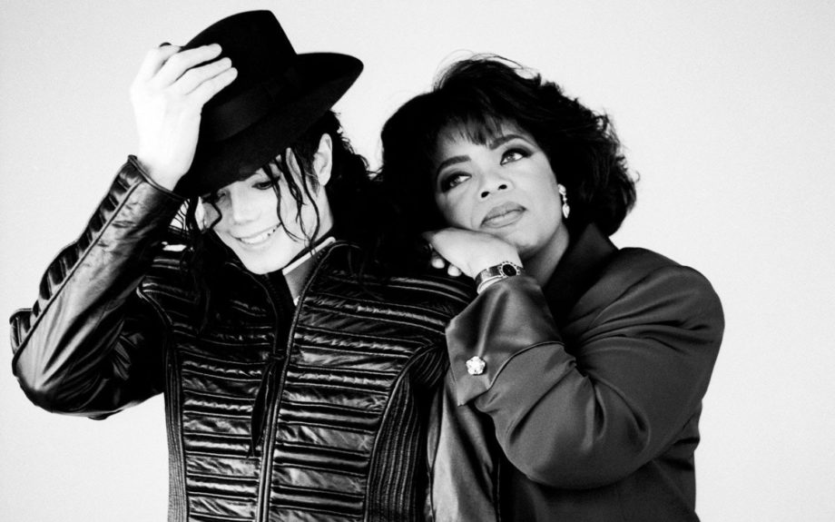 The King of Pop and Queen of Talk