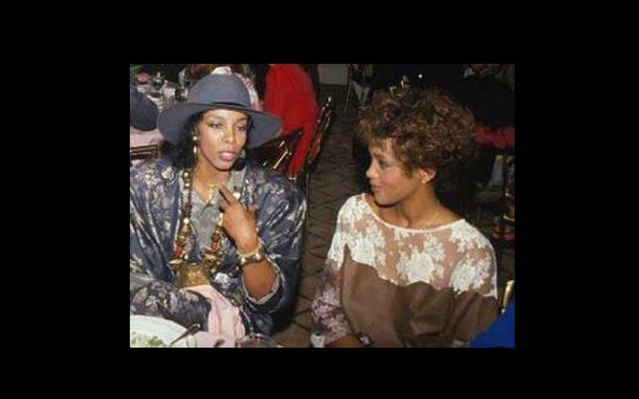 Friday, May 18, 2012: Two Angels, Donna Summer and Whitney Houston