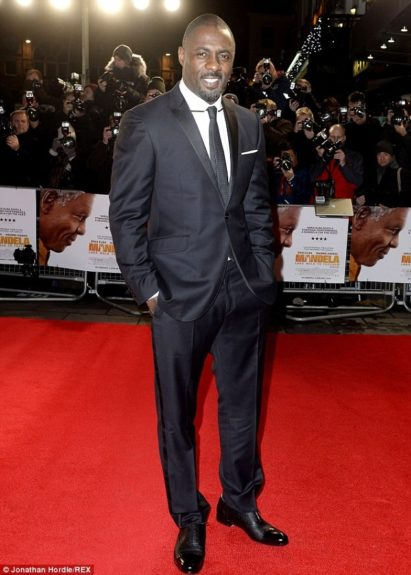 <strong>Idris Elba</strong>, Lead Actor in a Miniseries or Movie, <em>Luther</em>