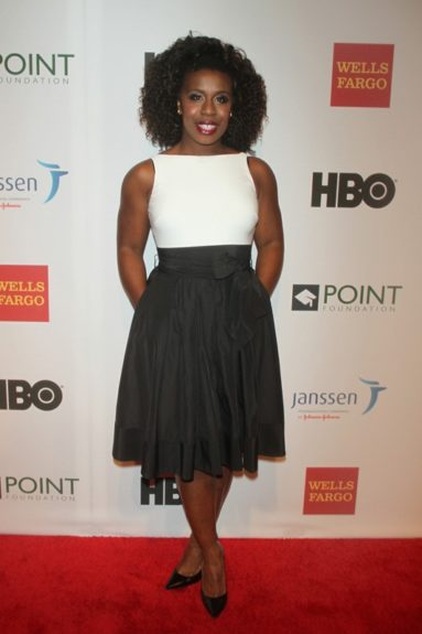 <strong>Uzo Aduba</strong>, Guest Actress in a Comedy, <em>Orange Is the New Black</em>