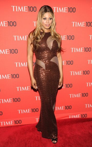 <strong>Laverne Cox</strong>, Guest Actress in a Comedy, <em>Orange Is the New Black</em>