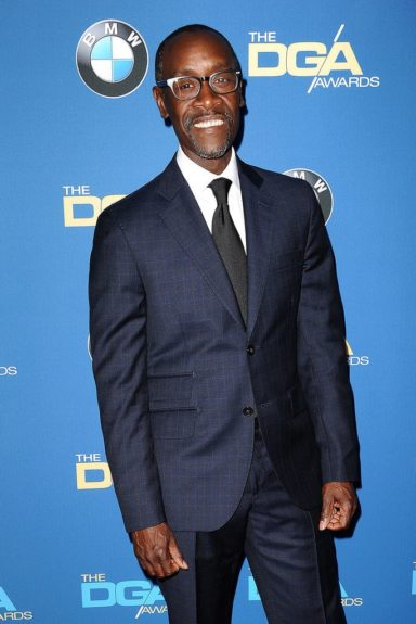 <strong>Don Cheadle</strong>, Lead Actor in a Comedy, <em>House of Lies</em>