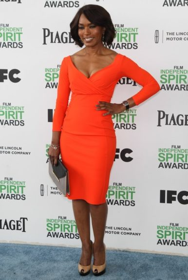<strong>Angela Bassett</strong>, Supporting Actress in a Miniseries or Movie, <em>American Horror Story: Coven</em>