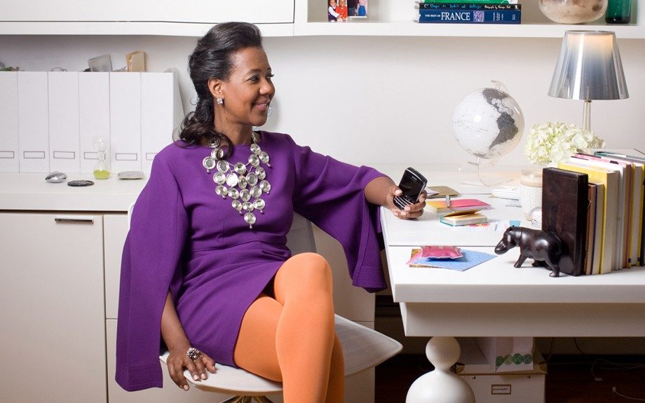 Kalyn Johnson-Chandler, lifestyle guru, founder and creative director of Effie's Paper