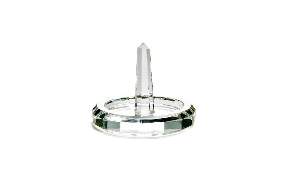 "For the Dad who can't help but give style: TJ Maxx Crystal Ring Holder $9.99; <a href=""Tjmaxx.com"">Tjmaxx.com</a>"