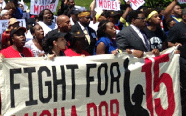 #Fightfor15: Fast Food Workers File Suit Against City of Memphis