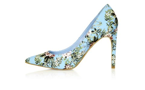 8 of the Sexiest Floral Pumps You'll Ever See!