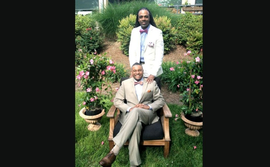 Rashad and Oliver married in a private ceremony in 2002, on the beach in Hilton Head, South Carolina. In 2009, they were legally married in Washington, D.C.