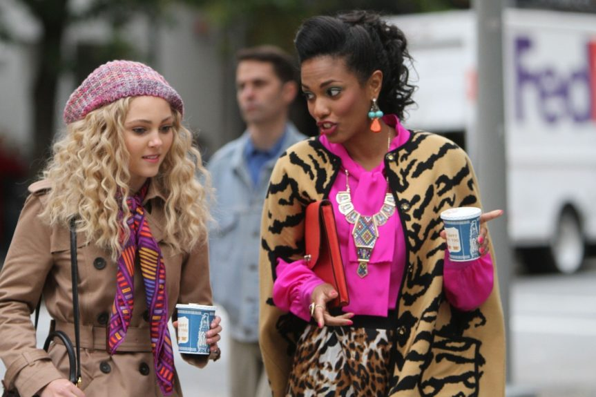 Thirty-three-year-old Freema Agyeman is set to make her U.S. television debut in the CW <em>Sex and the City</em> spin-off <em>The Carrie Diaries</em>, playing magazine editor Larissa.