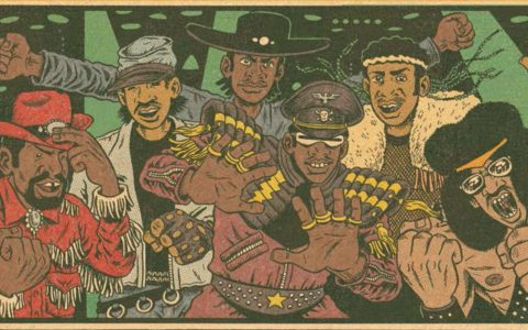Run-DMC, Dr. Dre Branch Off 'Hip-Hop Family Tree' [NEW BOOKS]