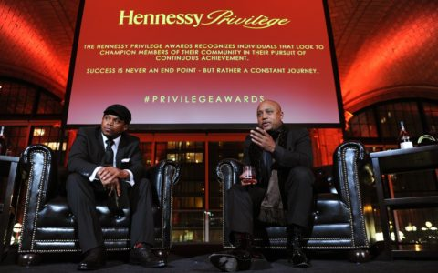 Daymond John Honored at the 11th Annual Hennessy Privilege Awards
