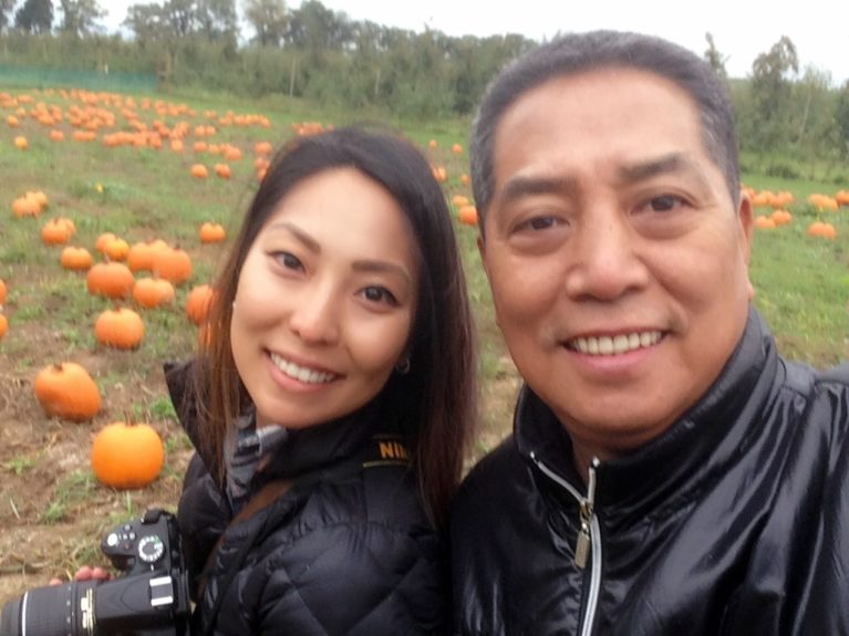 "<p> 	Digital Marketing Manager <a href=""http://instagram.com/hanalee23"" target=""_blank"">Hana Lee</a> and her Father Jong Lee</p> <p> 	""Always work smarter, not harder.""</p>"