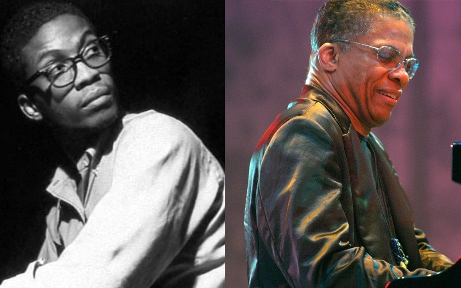 """Herbie Hancock (72):""""I try to practice with my life."""""""