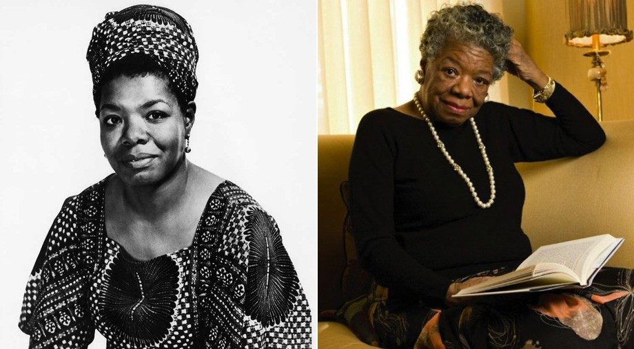 "Maya Angelou (84): ""You alone are enough. You have nothing to prove to anybody."""
