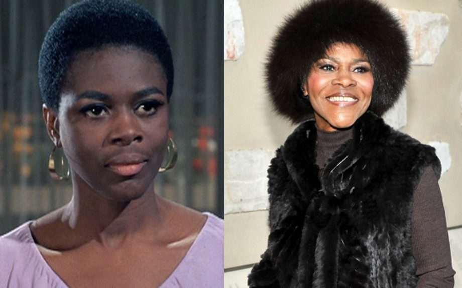 """Cicely Tyson (79):""""I think when you begin to think of yourself as having achieved something, then there's nothing left for you to work towards. I want to believe that there is a mountain so high that I will spend my entire life striving to reach the top of it."""""""
