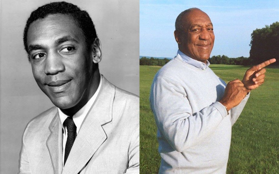 """Bill Cosby (75):""""Decide that you want it more than you are afraid of it."""""""