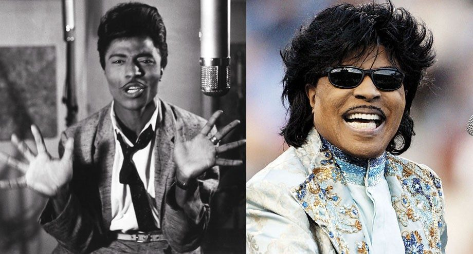 "Little Richard (80): ""I don't think that you have to be effeminate to be sensitive."""