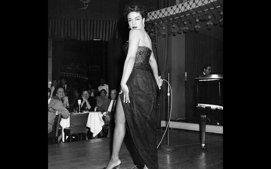 From the EBONY Collection, Hazel Scott, performing at the Mocambo, August 1955. View the entire EBONY Collection by selecting STORE in the upper right corner of the homepage.