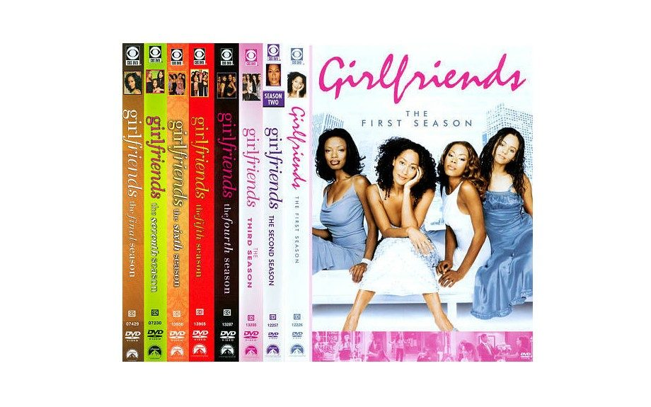 """Stay in with the girls and fight over who's """"Joan."""" <em>Girlfriends</em> DVD collection ($160; target.com)"""