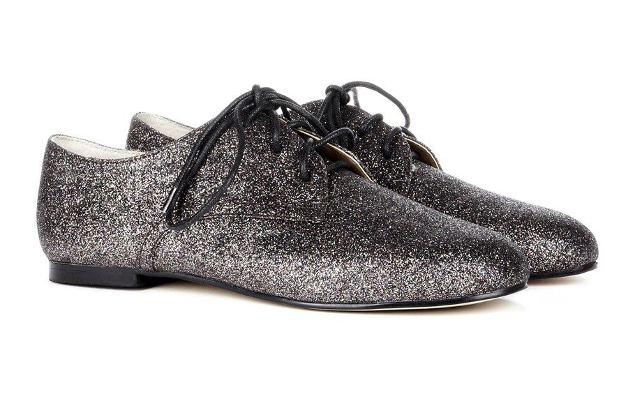 The college chic will love these funky oxfords for the grueling campus walks ($49.95; solesociety.com)