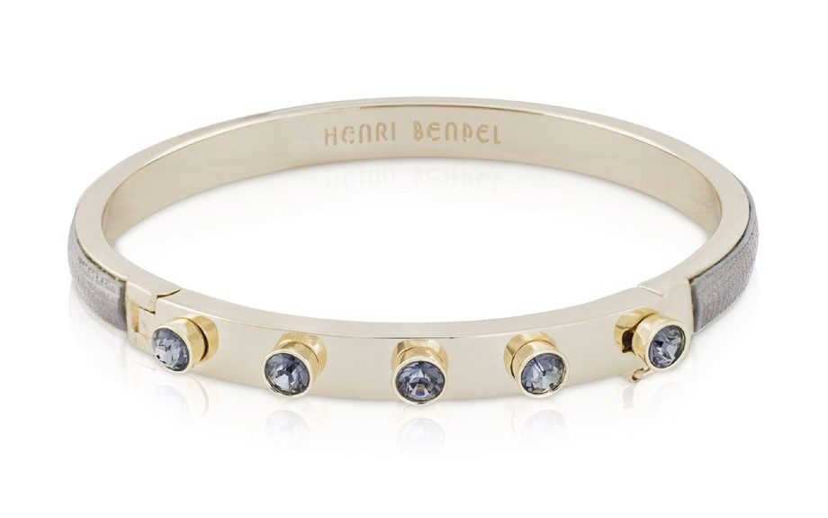 THE piece of jewelry that will have her feeling oh-so-lovely ($98; henribendel.com)