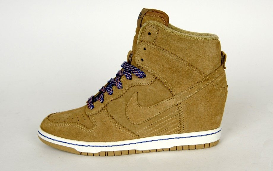 For the Tomboy of the gang, Nike's Dunk's will be the perfect gift ($120; ladyfootlocker.com)