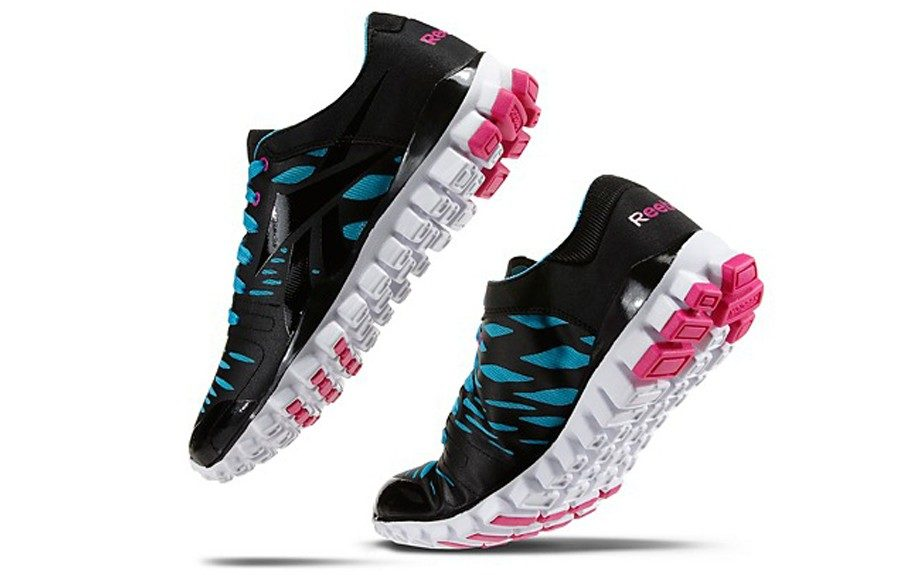 For the fitness fanatic. The Reebok RealFlexTR sneaker will have you feeling like you're running on cloud nine! ($99; reebok.com)