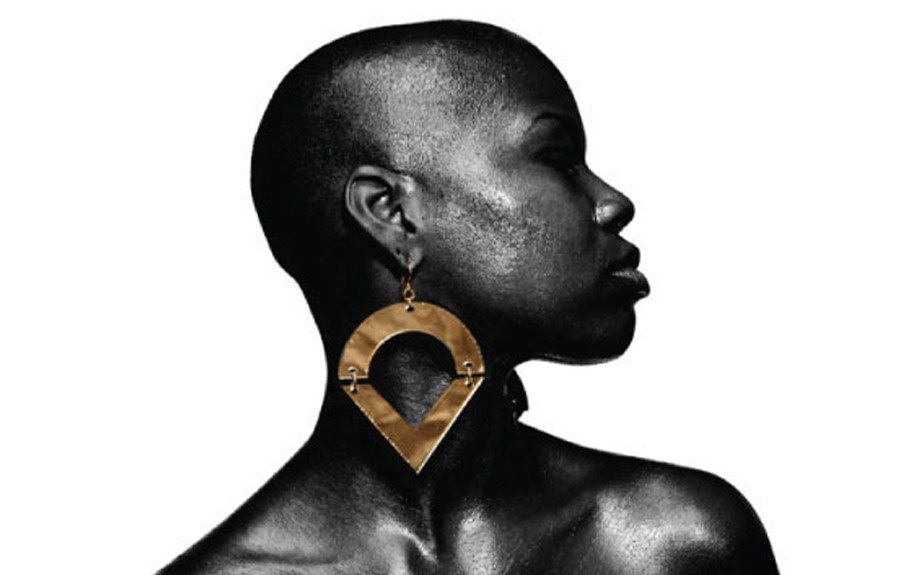 Give fly earrings. Give back to Black business. ($44;melodyehsani.com)