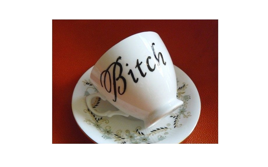 For the sassy one in the bunch. A fiesty teacup set ($12; etsy.com)