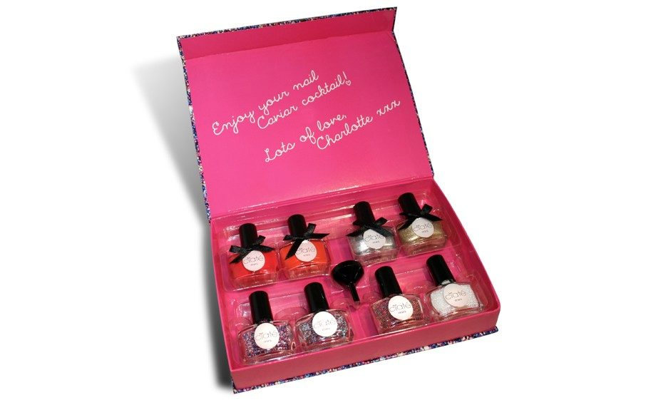 """Nails are everything this season! Get fabulous with this Ciate Caviar Cocktail Kit and wait for the """"oohs"""" and """"ahs"""" ($29; sephora.com)"""