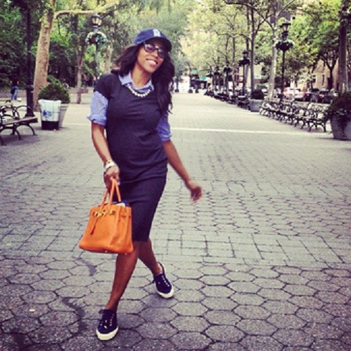 "June Ambrose - @juneambrose: Style maven June Ambrose proves that she's both fashion guru and chef, with her collection of photos flaunting her latest healthy lasagna or drool-worthy handbags. Her most beloved photos are those of her daughter (affectionately nicknamed ""mini-me.&rdquo"