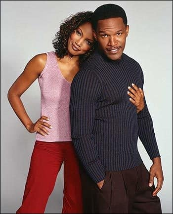 "<strong><em>The Jamie Foxx Show. </em></strong>Jamie King fostered a match made in lodging heaven, when <a href=""http://www.youtube.com/watch?v=Qx91U_aTj5o"">he found his angel</a> in Francesca ""Fancy"" Monroe."