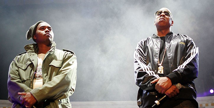 Jay Z and Nassquashed all beef in 2006, showing hip-hop culture a non-violent way forward after the fatal legacy of Tupac and B.I.G.