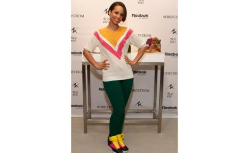 From the Style Desk: Alicia Keys, Ailey II + the Style Team Yoga Surf!