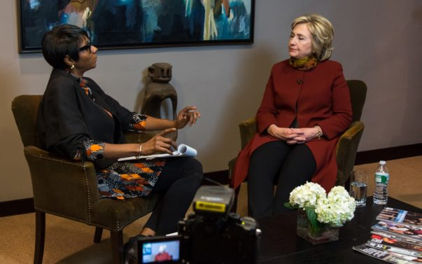 Hillary Clinton, the Black Community and Creating New Ties