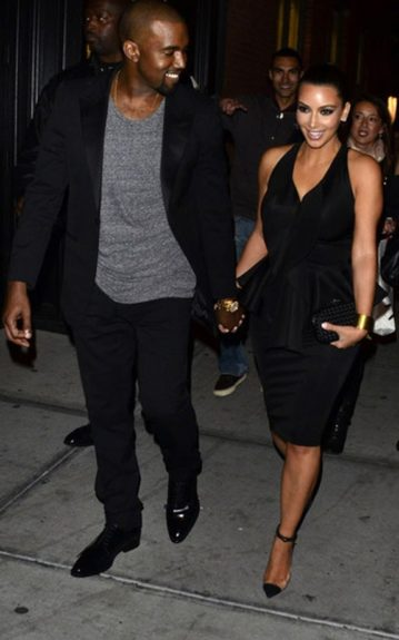 Hate it or love it, Kimye is official! And Kanye is visibly smitten with the Armenian reality TV queen. And yes, it's confirmed Ye' will appear on Kim's popular E! show